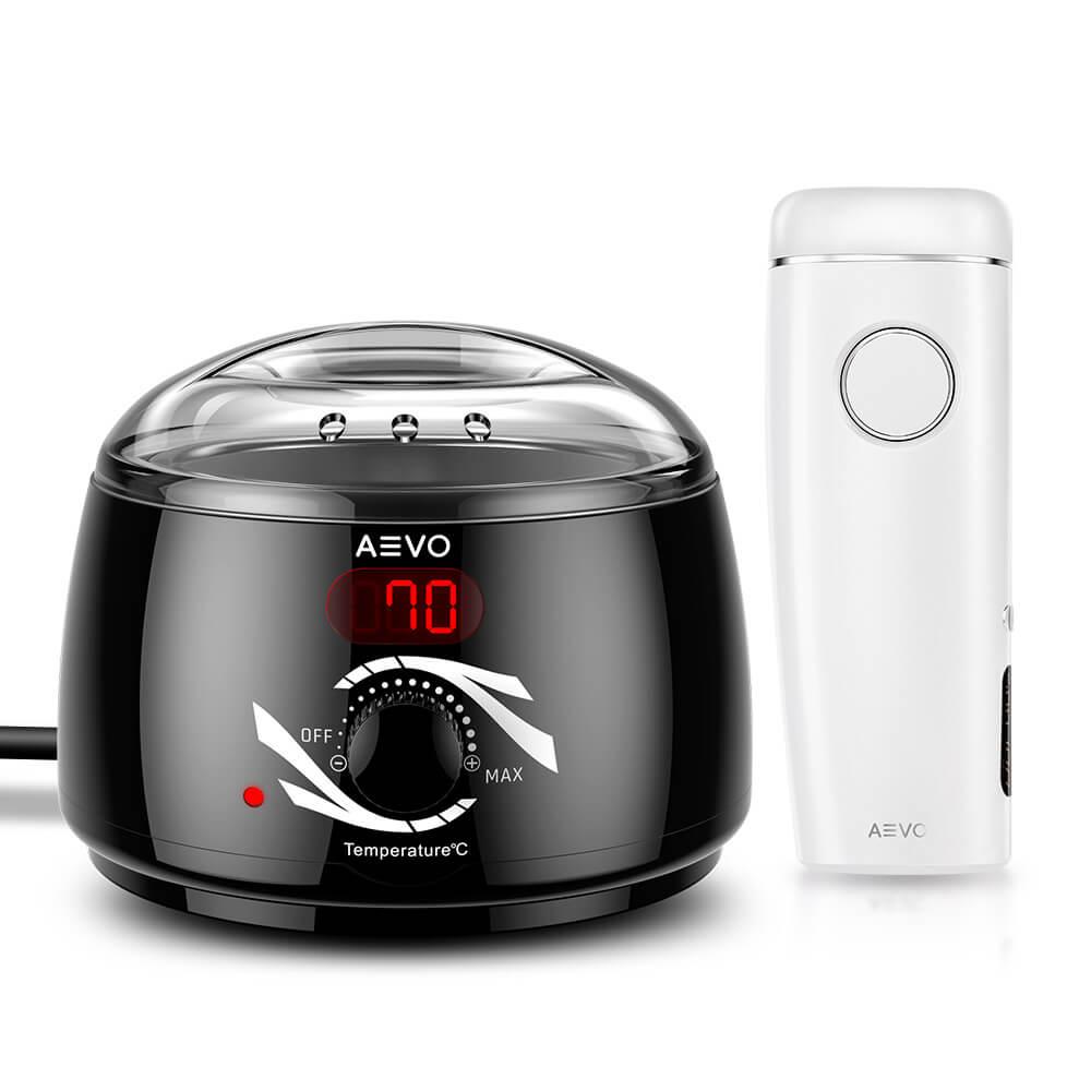 AEVO Hair Removal Bundle