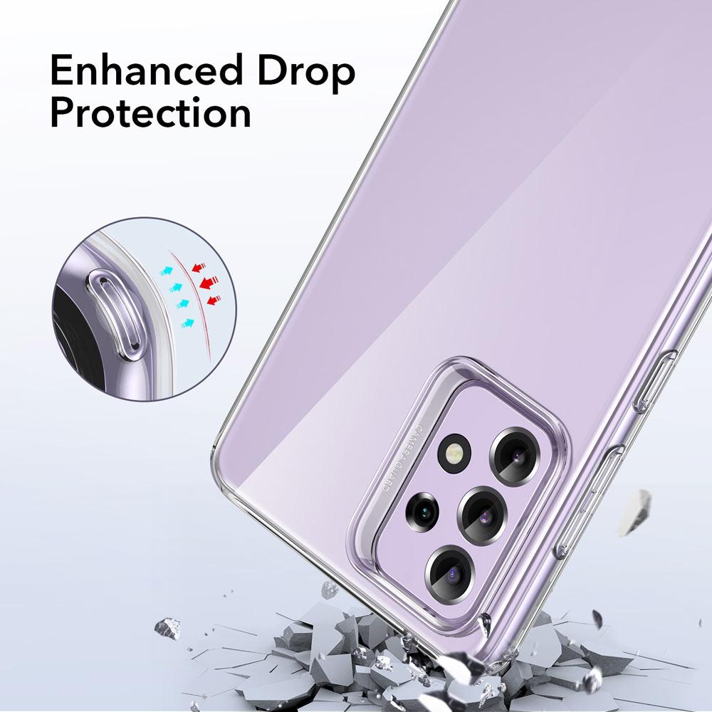 Galaxy A52 Project Zero Slim Clear Case 1