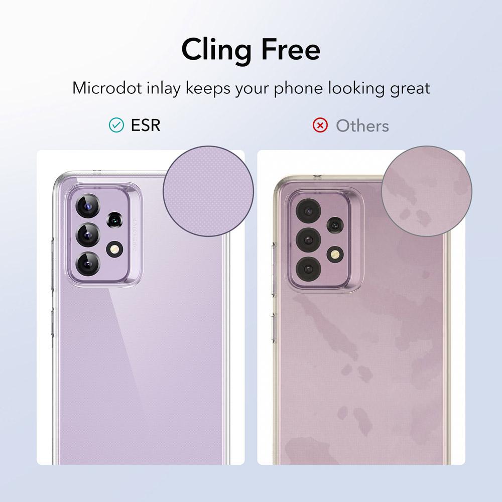 Galaxy A52 Project Zero Slim Clear Case 2