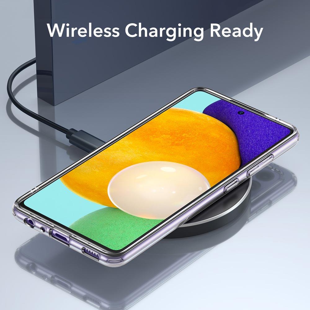 Galaxy A52 Project Zero Slim Clear Case 3