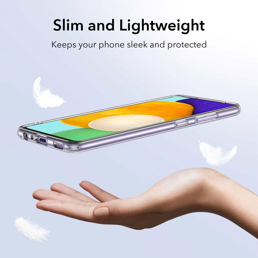 Galaxy A52 Project Zero Slim Clear Case 7