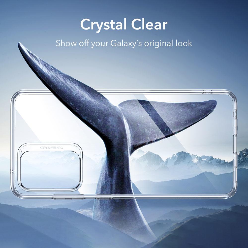 Galaxy A52 Project Zero Slim Clear Case 8