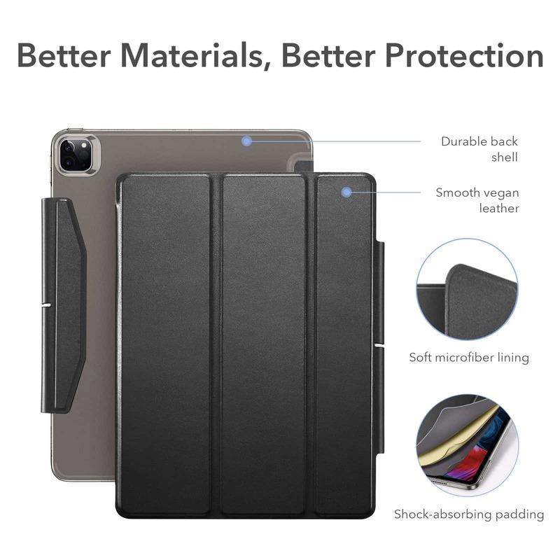 iPad Pro 12.9 2021 Classic Protection Bundle