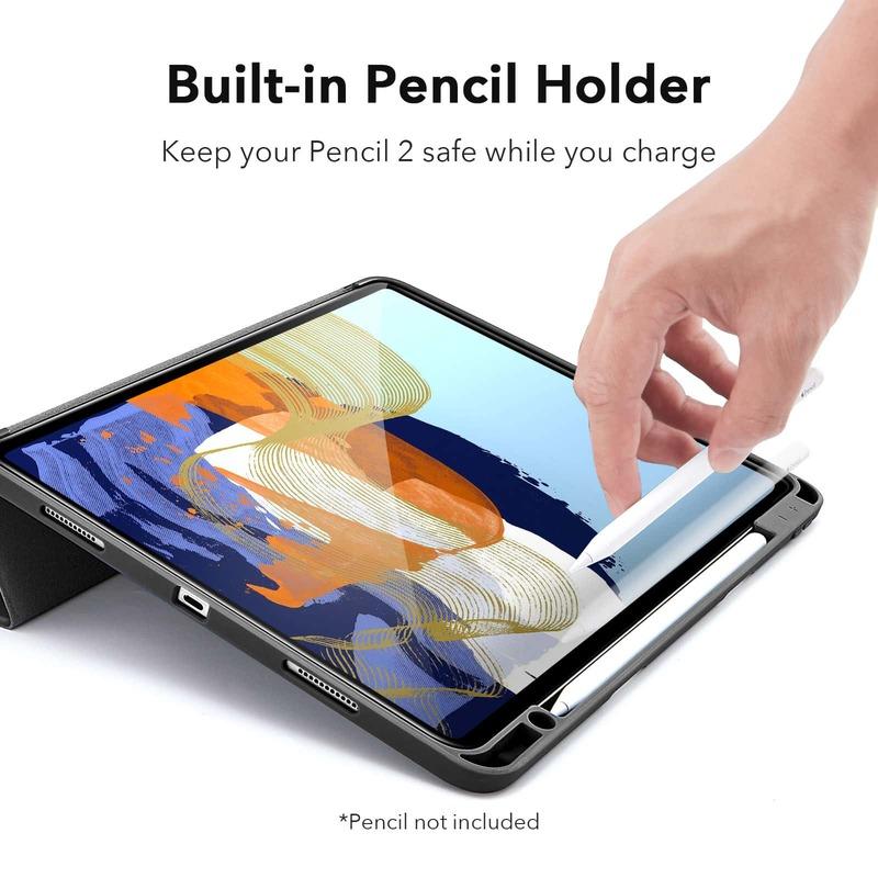 11 inch iPad Pro 2021 Rebound Case with Pencil Holder - ESR