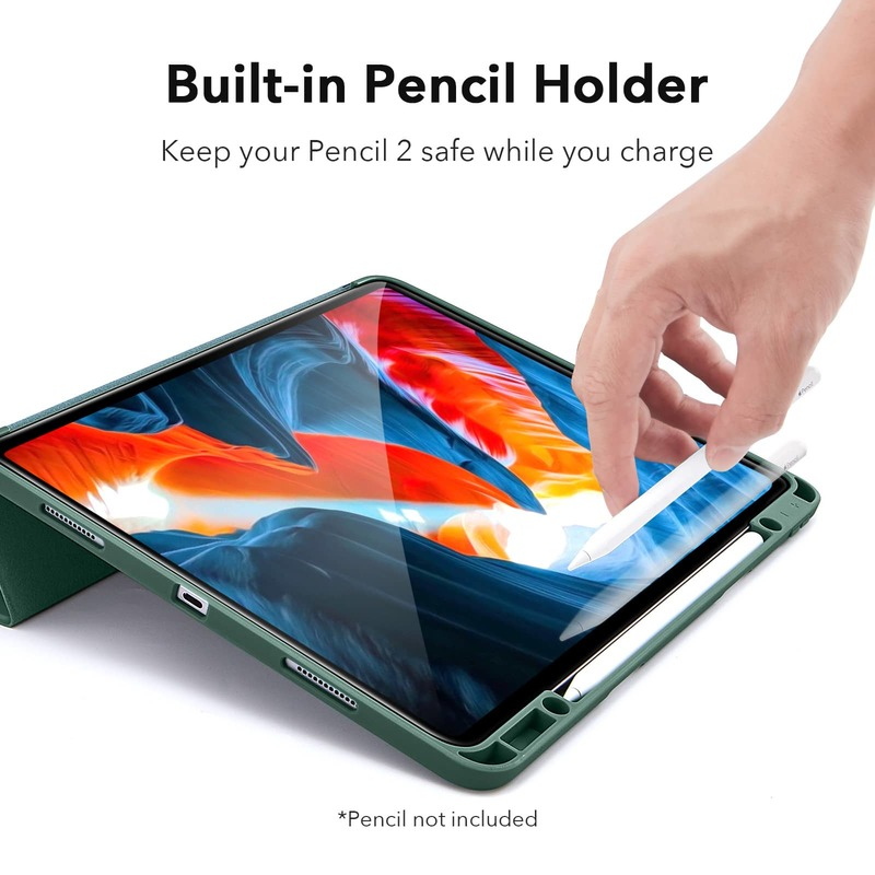 iPad Pro 12.9 2021 Rebound Pencil Case-3