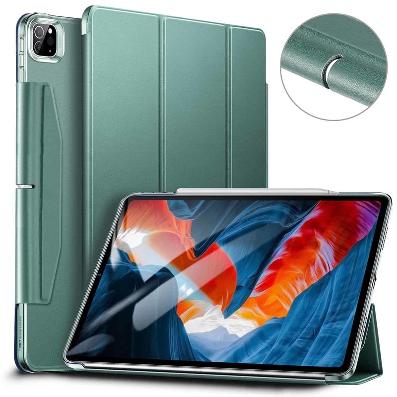 iPad Pro 12.9 2021 Ascend Trifold Hard Case Cactus