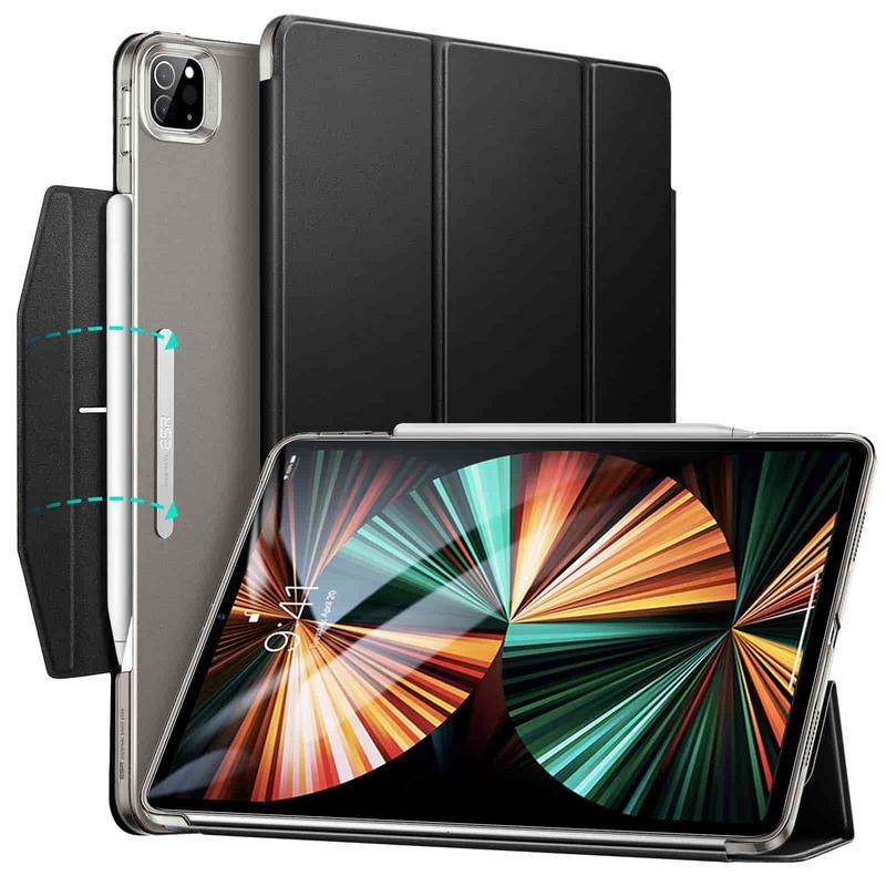 iPad Pro 12.9 2021 Ascend Trifold Hard Case1 1