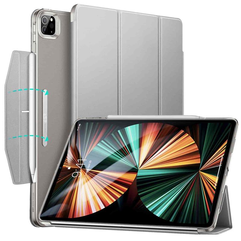 iPad Pro 12.9 2021 Ascend Trifold Hard Case1 2