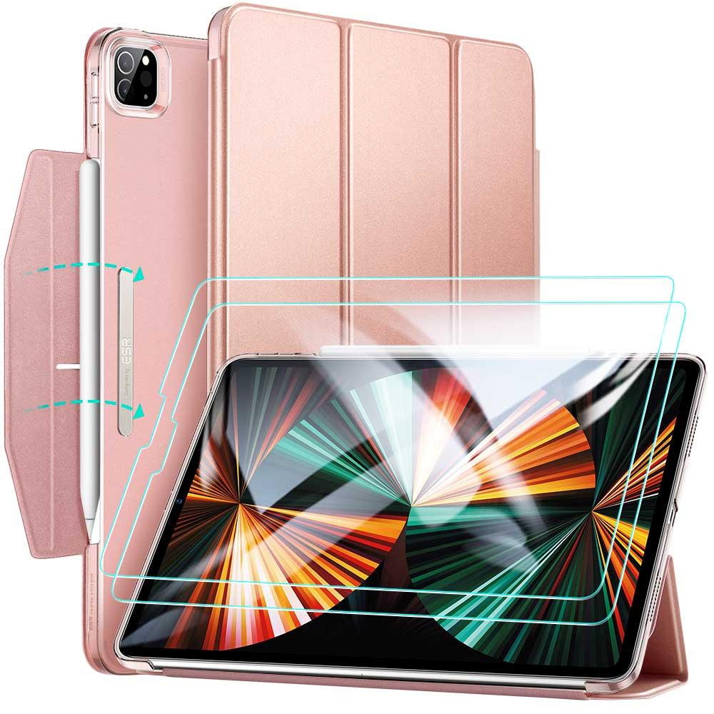 iPad Pro 12.9 2021 Classic Protection Bundle 2 1