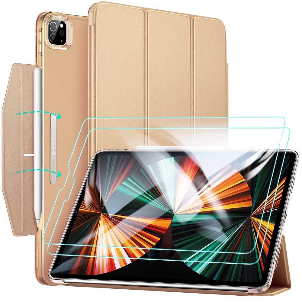 iPad Pro 12.9 2021 Classic Protection Bundle 7