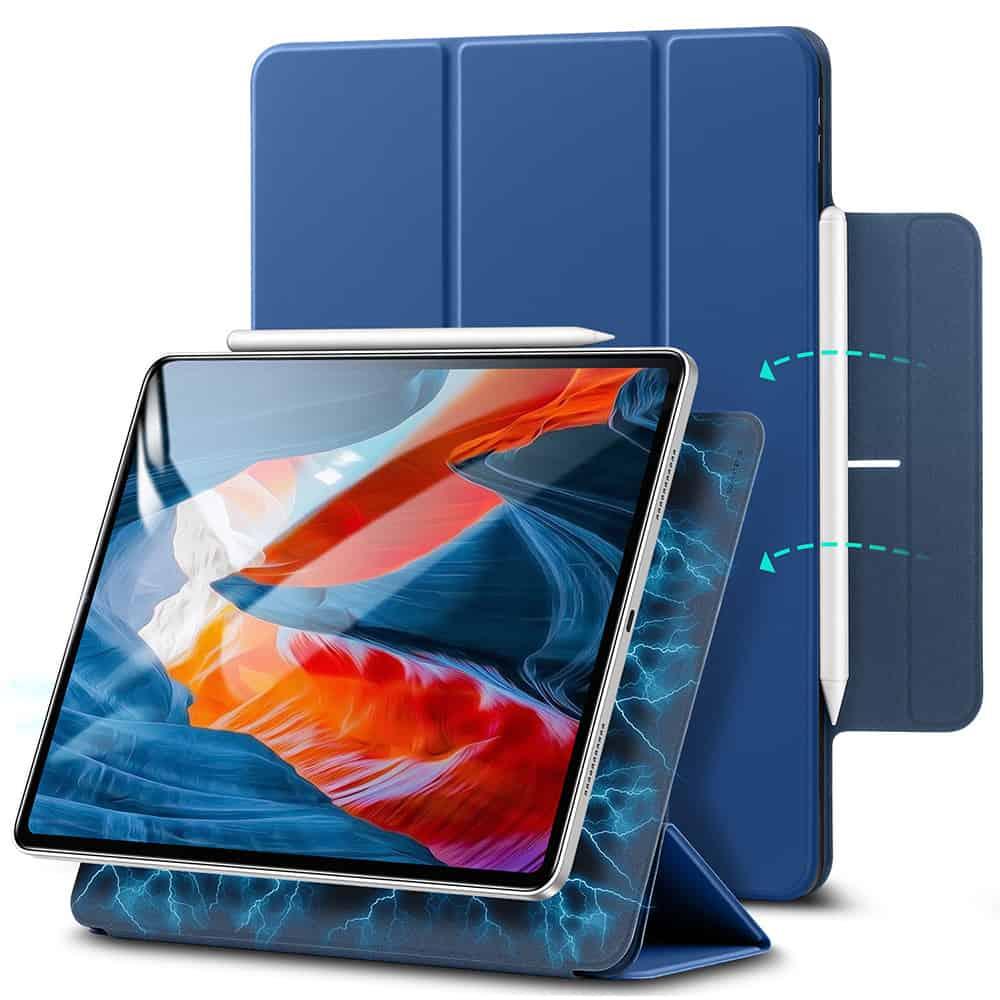 iPad Pro 12.9 2021 Rebound Magnetic Slim Case 1
