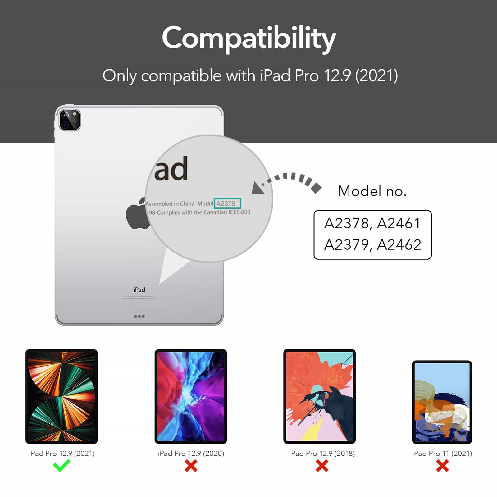 iPad Pro 12.9 2021 Rugged Protection Bundle 1 1