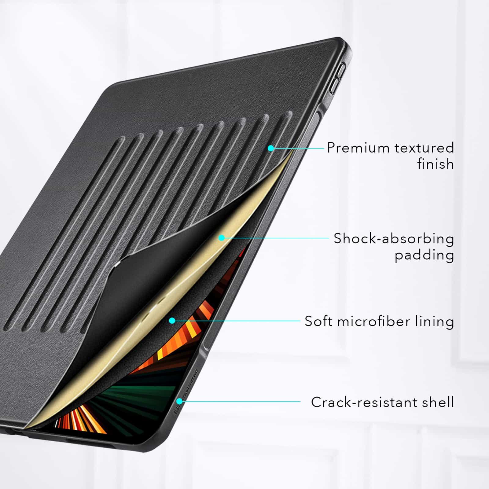 iPad Pro 12.9 2021 Rugged Protection Bundle 2