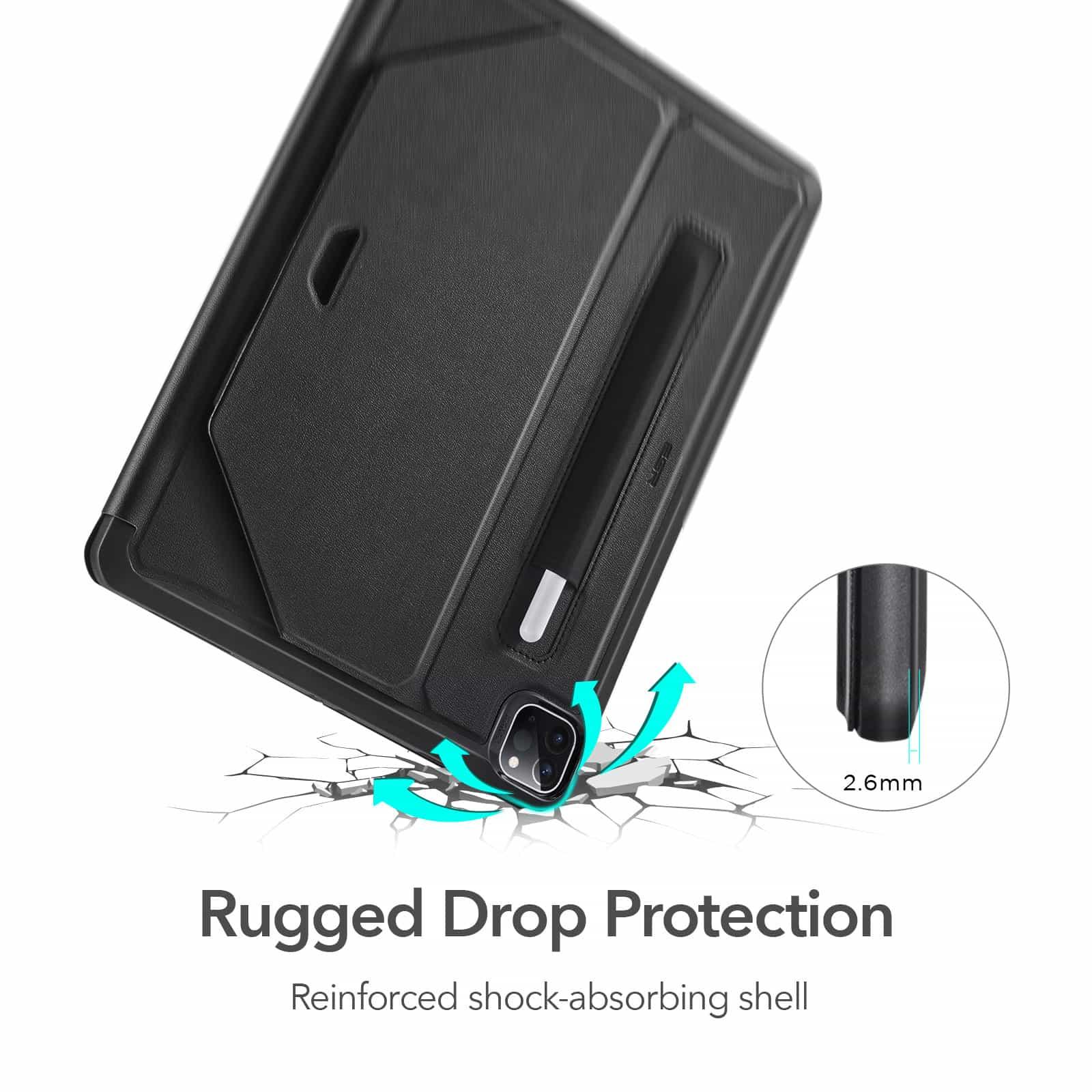 iPad Pro 12.9 2021 Rugged Protection Bundle 6