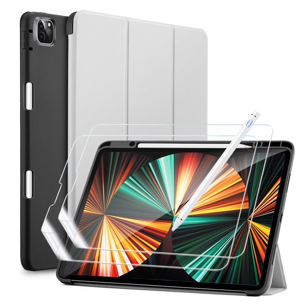 iPad Pro 12.9 2021 Stylus Protection Bundle 2 1