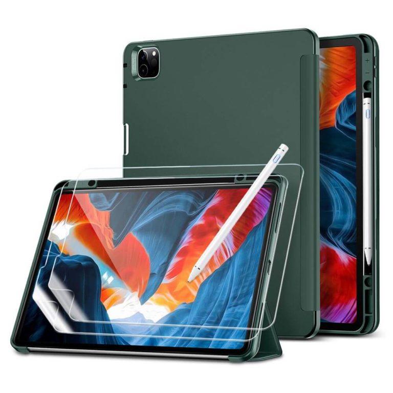 iPad Pro 12.9 2021 Stylus Protection Bundle - ESR