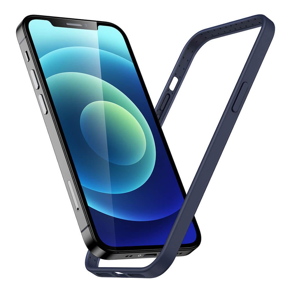 iPhone 1212 Pro Cloud Silicone Bumper Case 3