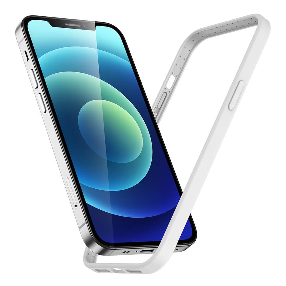 iPhone 1212 Pro Cloud Silicone Bumper Case 4