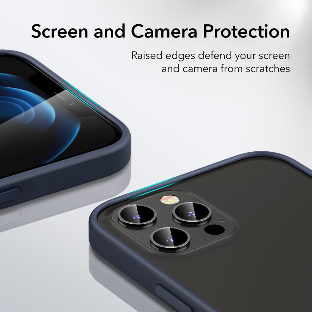 iPhone 1212 Pro Cloud Silicone Bumper Case 5