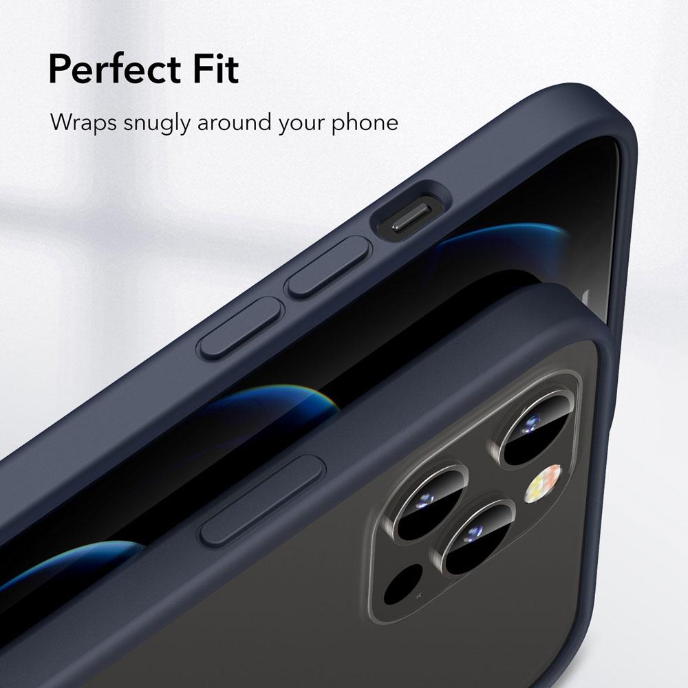 iPhone 1212 Pro Cloud Silicone Bumper Case 8