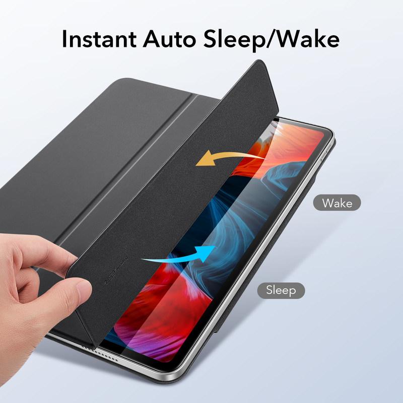 iPad Pro 12.9 2021 Rebound Magnetic Slim Case