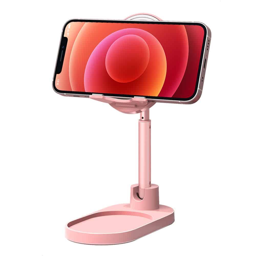 Makeup Mirror Phone Stand 10