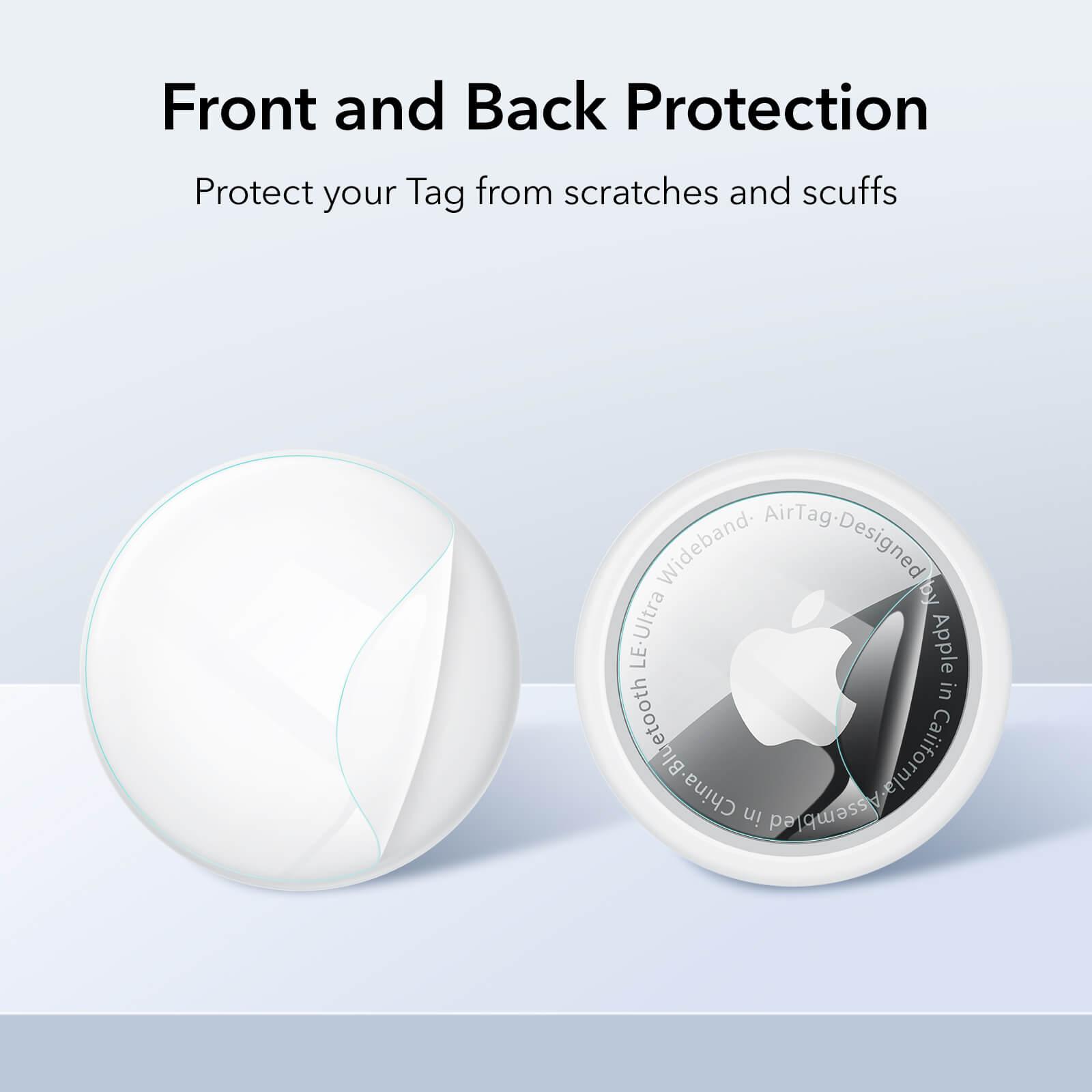 AirTag 2027 Soft Liquid Skin Tag Protector kf